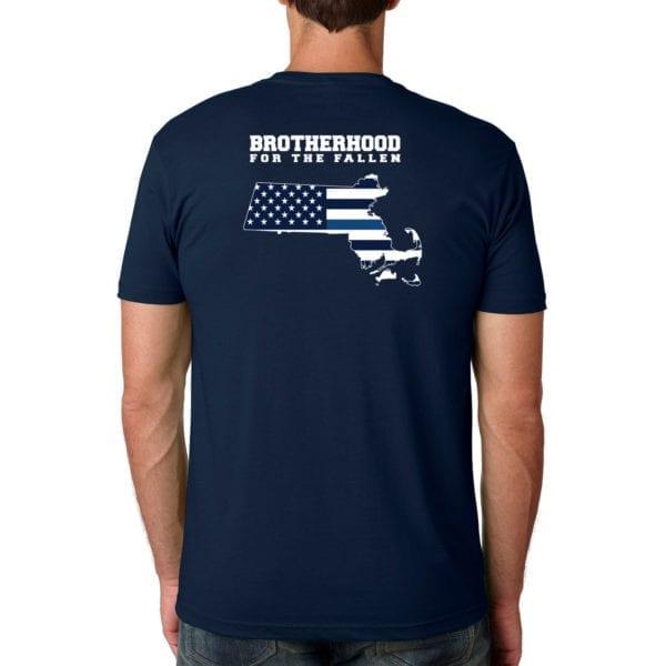 Brotherhood for the Fallen | Mass Logo TShirt