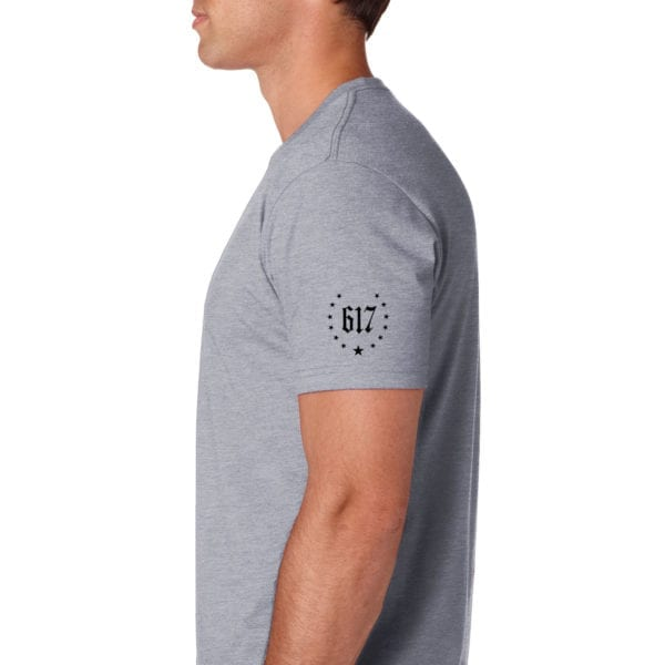 Brotherhood Basic Logo TShirt | Grey