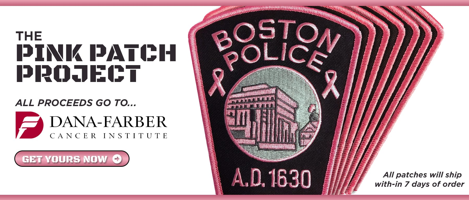 The Pink Patch Project