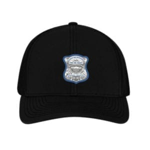 Brotherhood For the Fallen Boston | Black Trucker Hat