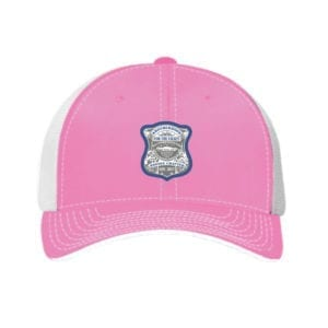 Brotherhood For the Fallen Boston | Pink Trucker Hat